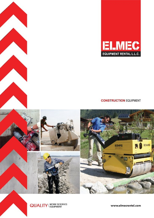 Elmec Rental Catalogue