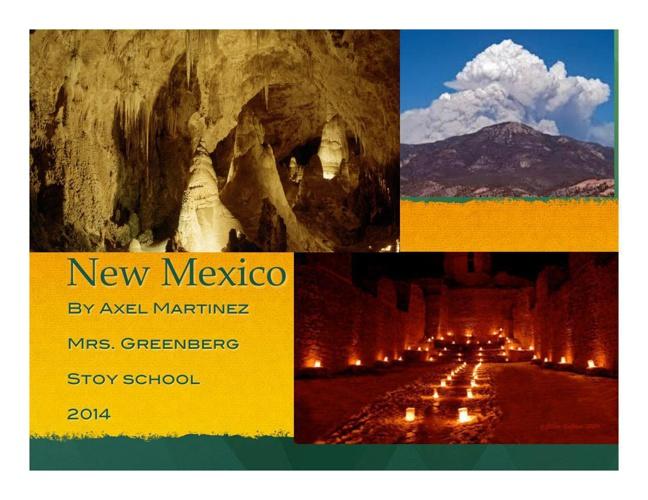 Axel New Mexico