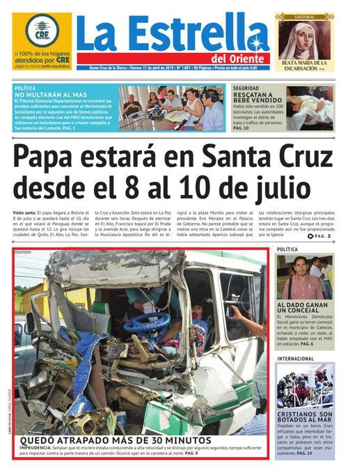 Edicion 17-04-2015