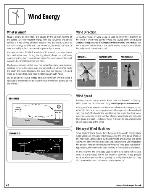 Wind Energy Student Handbook