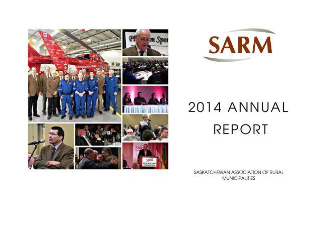 SARM Annual Report 2014