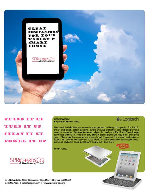 Tablet & Smart phone accessory catalog