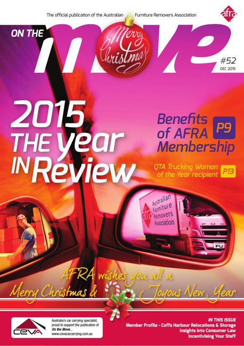 AFRA On The Move December 2015