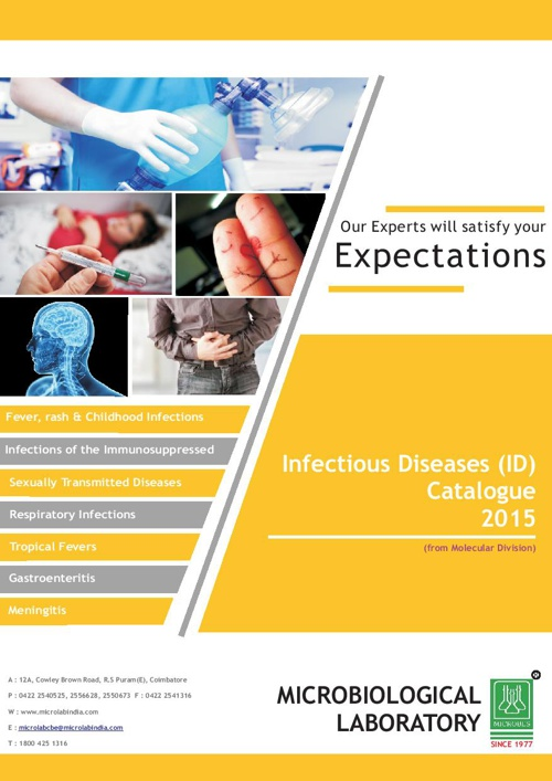 Copy of INFECTIOUS DISEASES