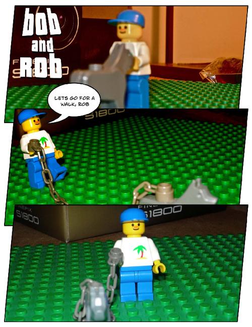 Matthias's Comic