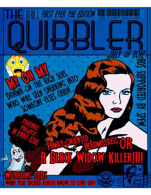 Quibbler No 1