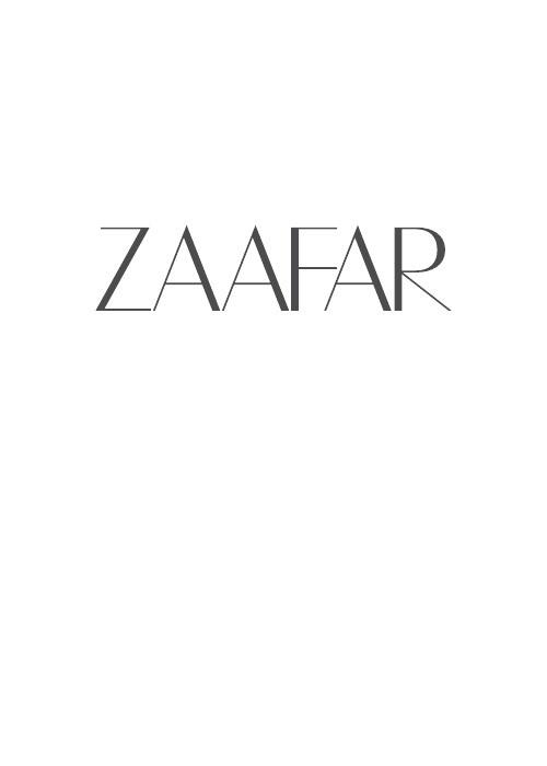 Zaafar 2013 Lookbook