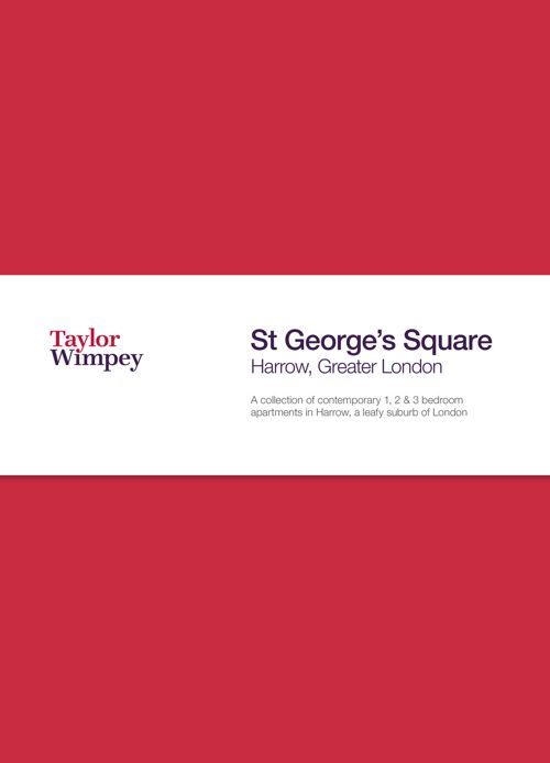 St Georges Square Brochure