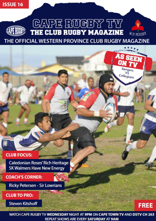 Cape Rugby TV issue 16