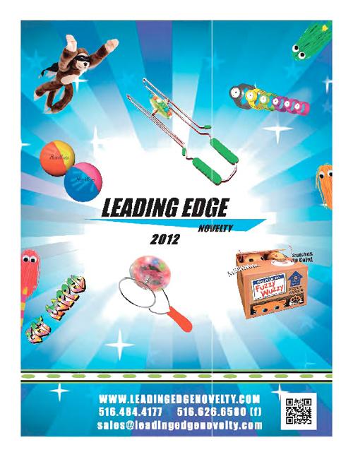 2012 Leading Edge Novelty Catalog
