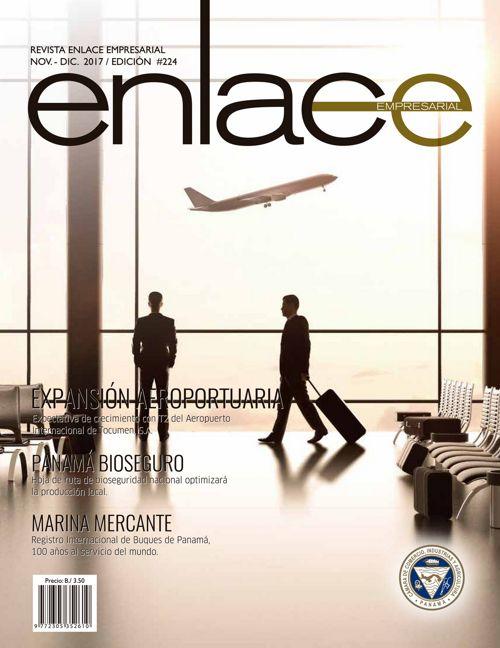 Revista Enlace Empresarial Edición N° 224