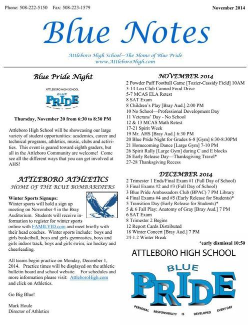 Blue Notes November 2014 BR FINAL