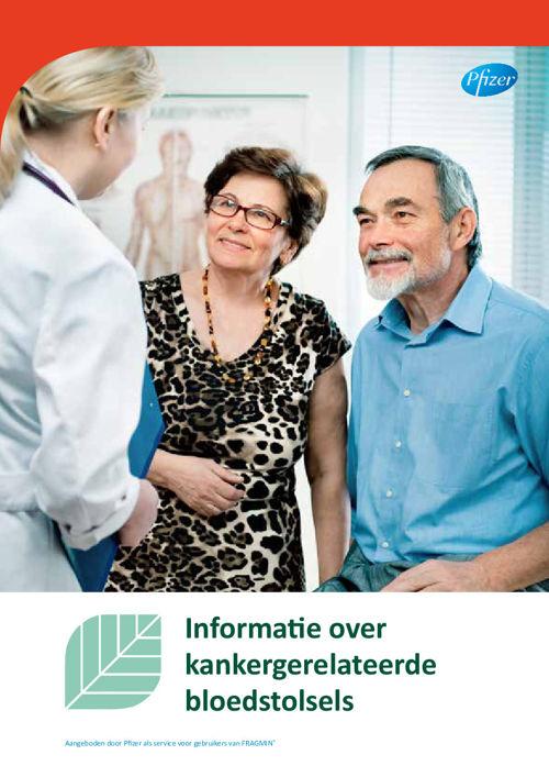 Patiëntbrochure Fragmin, trombose en kanker