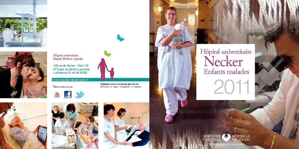2011 : une année dans la vie de l'hôpital Neker