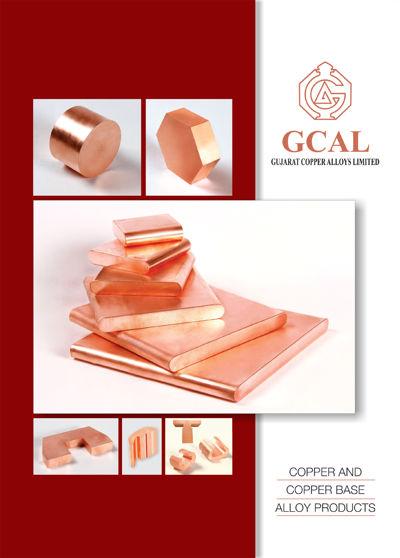 Gujarat Copper Alloys Limited