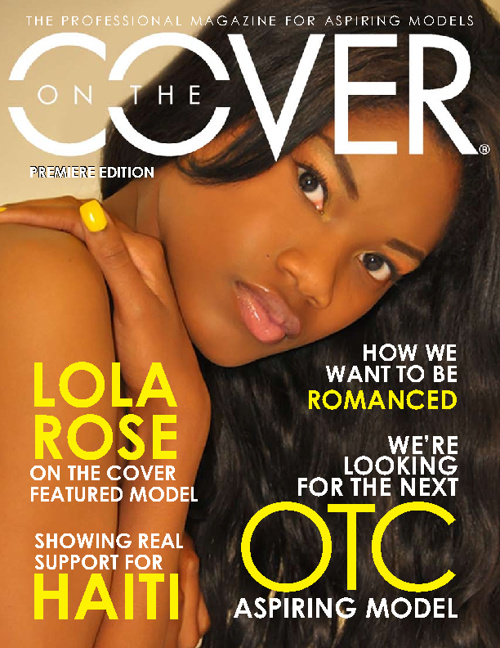 On The Cover Magazine