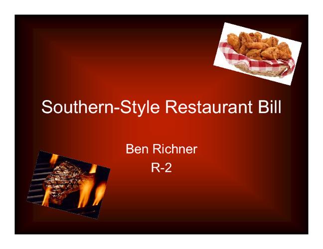 Ben Richner