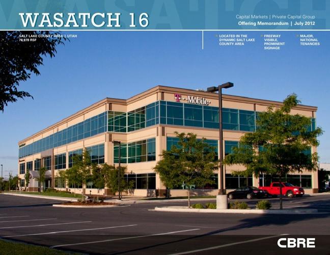 CBRE Wasatch 16