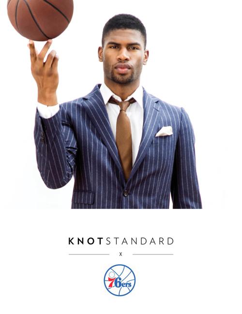 76er's X Knot Standard