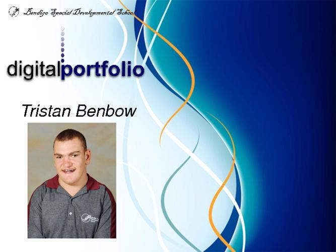 Tristan's 2012 Portfolio