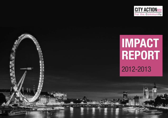 City Action Impact Report