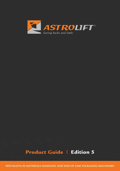 Astrolift Product Guide - Edition 5