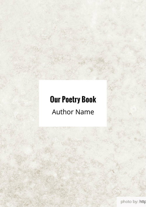 Our Class Poetry Book