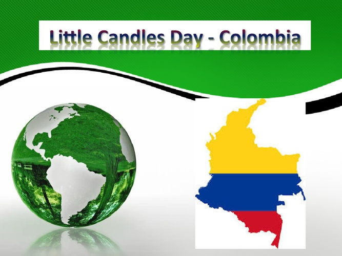 Colombia and the Day of the Little Candles