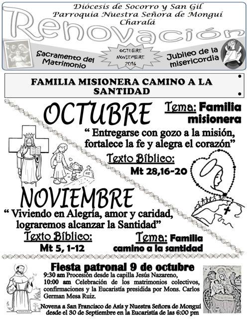 Boletín Octubre
