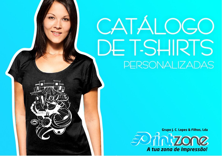 Catálogo T-shirts/ Sweats