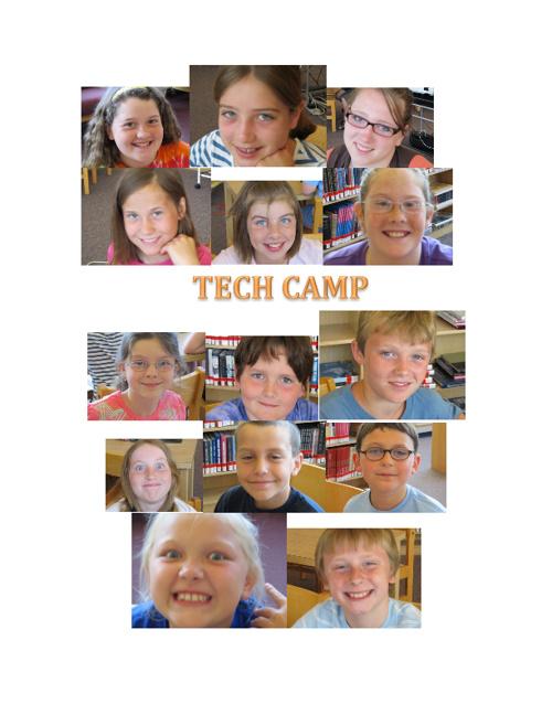 TECH CAMP 2011