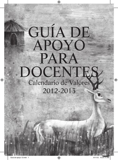 Guía Maestros Fundación Televisa.