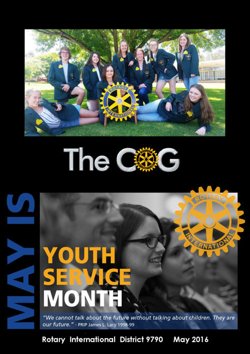The COG MAY 2016