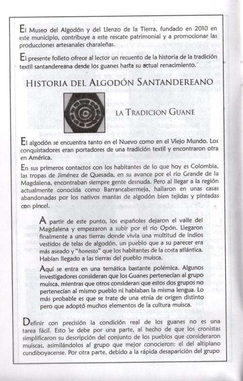 HISTORIA DEL ALGODÓN Y EL LIENZO PARTE 1
