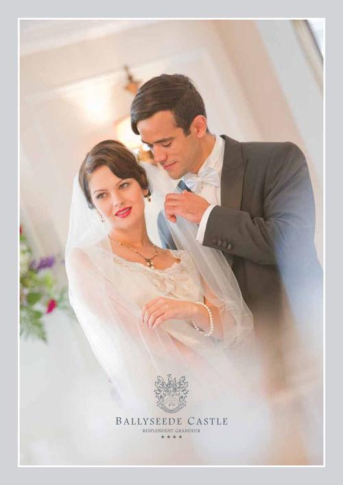 Ballyseede Castle Wedding Brochure