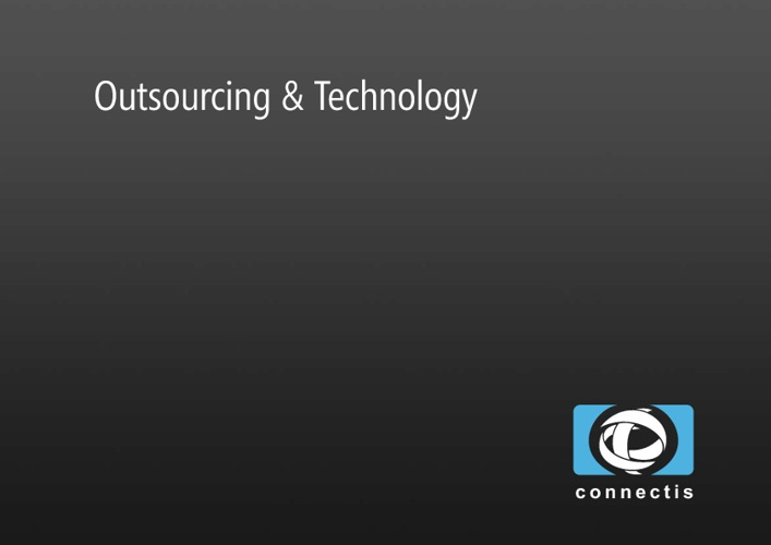 Connectis Outsourcing People (corporate_brochure)