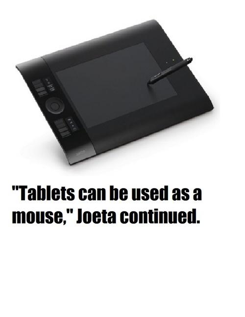 Bena's Alternative Mouse Devices
