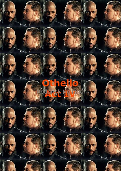Othello Act IV Booklet