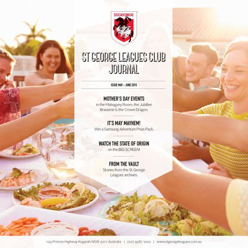 St George Leauges Journal May-June 2015