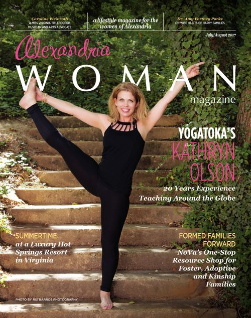 Alexandria Woman - July/August 2017