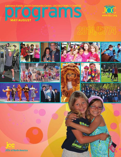 JCC Program Guide 2014 Spring Summer