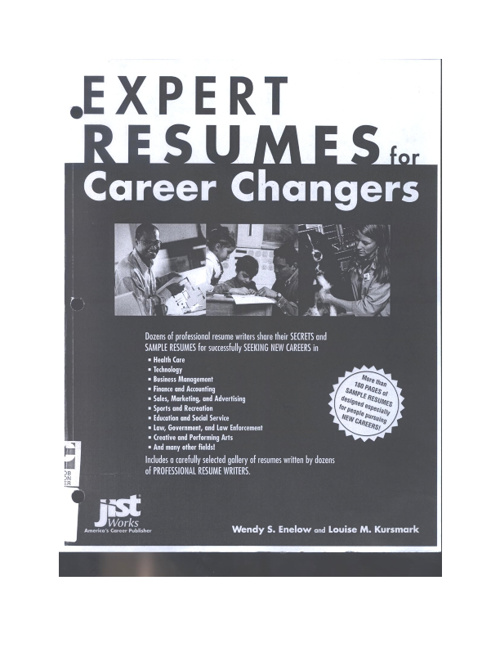 Expert Resumes: Career Changers