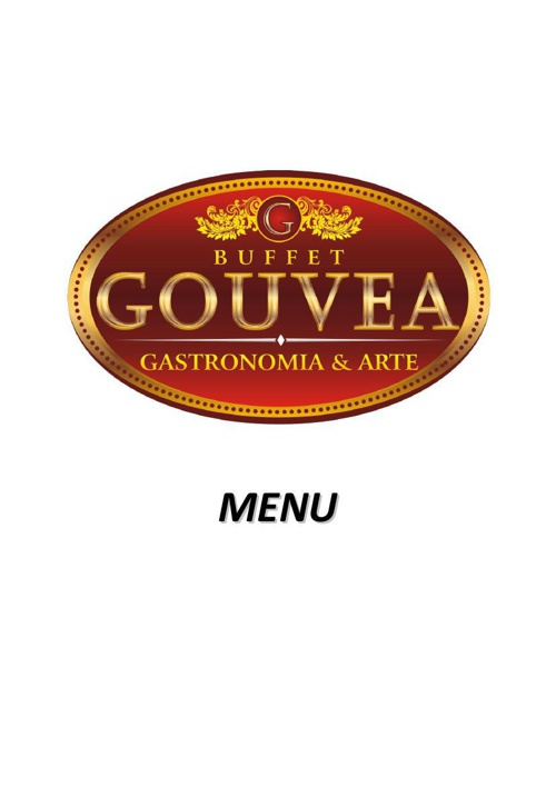 Cardápio Buffet Gouvea