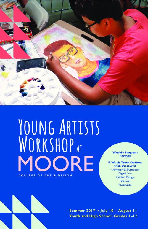 Moore YAW Summer 2017
