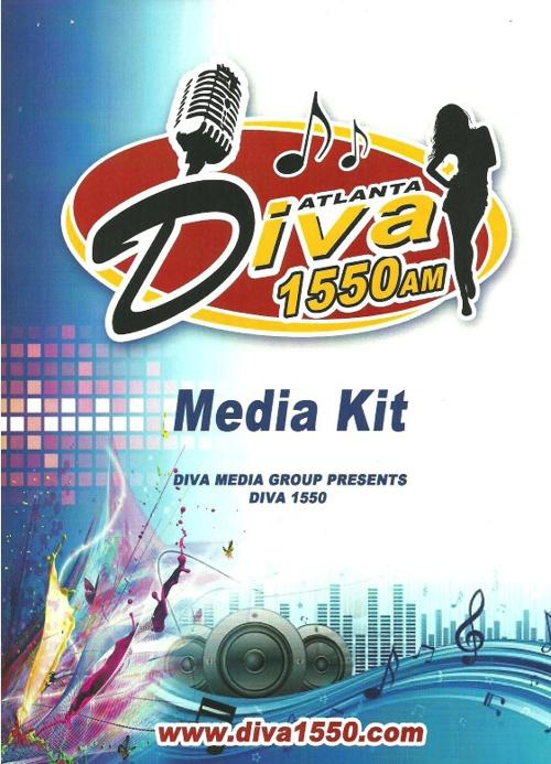 Media Kit Diva1550am Atlanta English