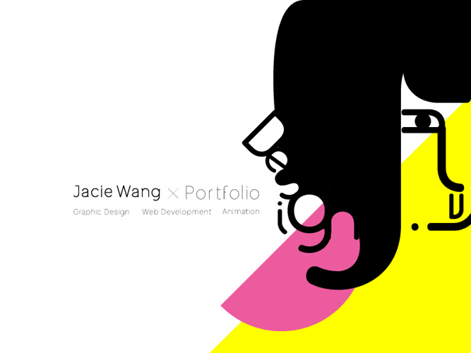 JacieWang Portfolio
