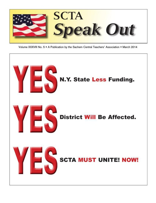 SpeakOut March 2014