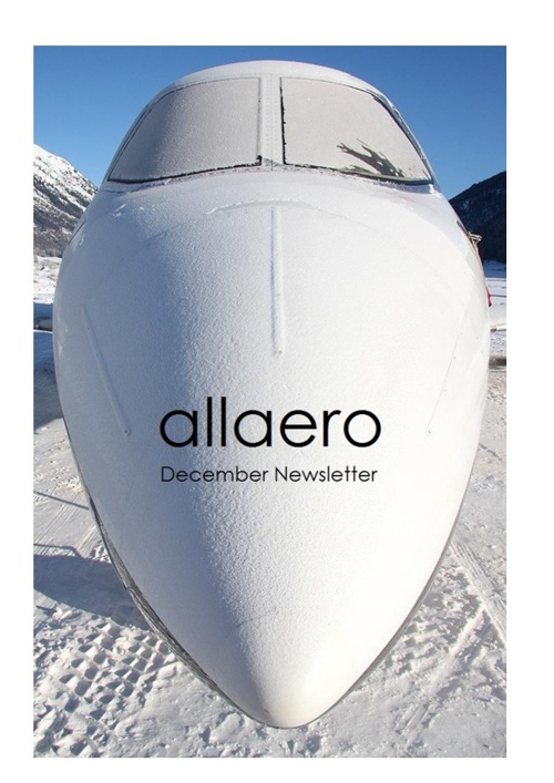 Allaero December Newsletter