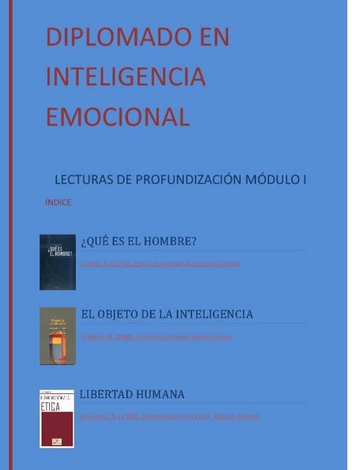 Lecturas Profundización Módulo I