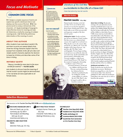 Harriet Jacobs - Incidents in the Life of a Slave Girl